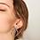 Thumbnail: Valentina Earrings Silver