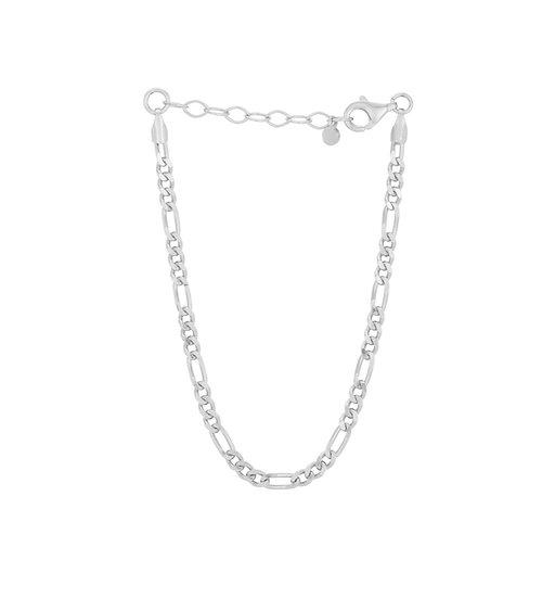 Ellen Armkette Silber