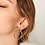 Thumbnail: Valentina Ohrringe Gold