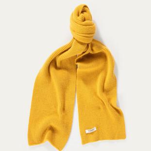 Le Bonnet Schal Mustard