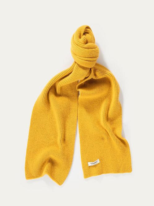 Lambswool Schal Mustard