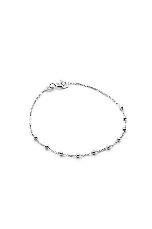 Lulu Armband Silber