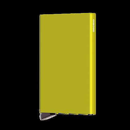 Cardprotector Lime RFID
