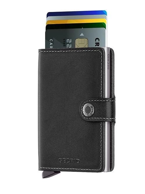 Miniwallet Original Black RFID