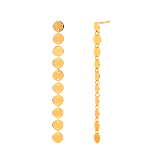 ALEYOLÉ Calypso Ohrringe Gold