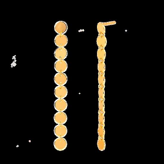 Calypso Ohrringe Gold