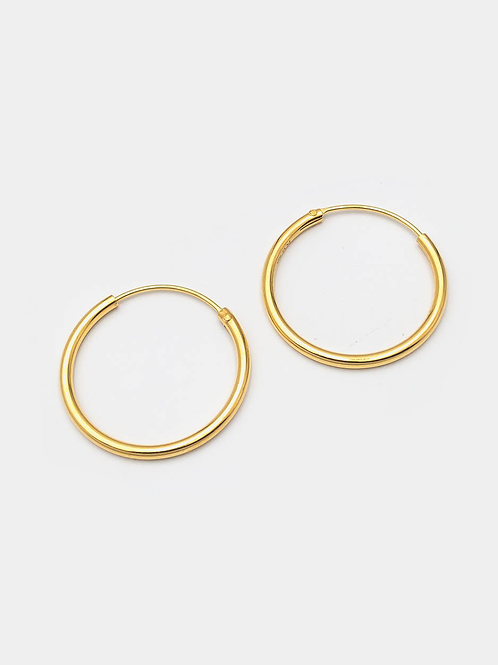 Mini Hoops Gold
