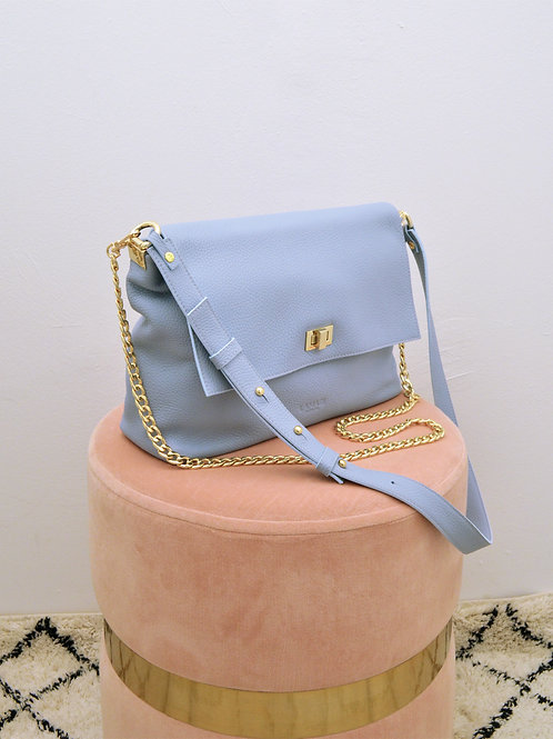 FRANCIS BAG 2.0 Light Blue Sky