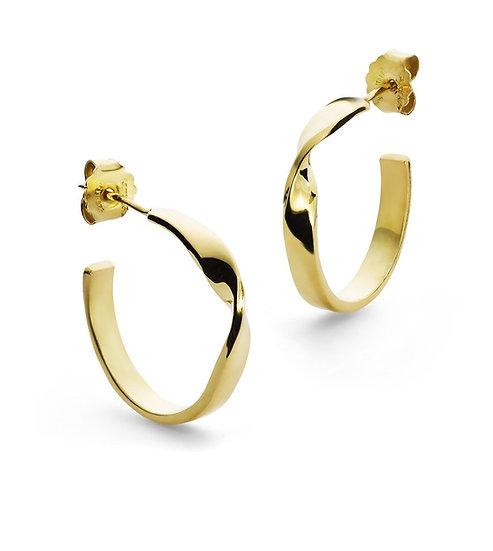 Carmen Hoops Gold