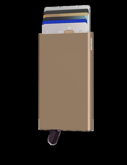 Cardprotector Sand RFID