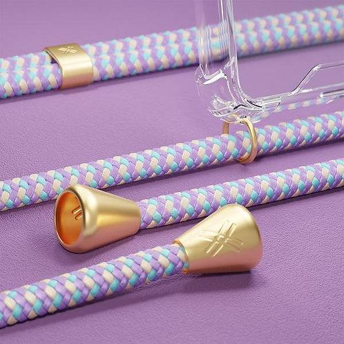 Vibrant Pastel Phone Necklace