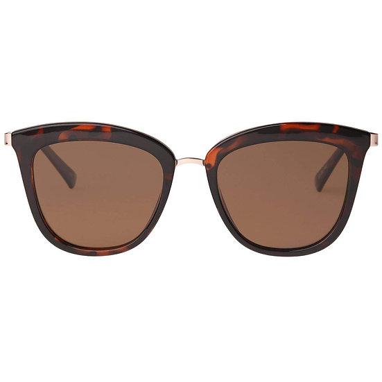 Caliente Brown Tortoise Polarisierte Sonnenbrille