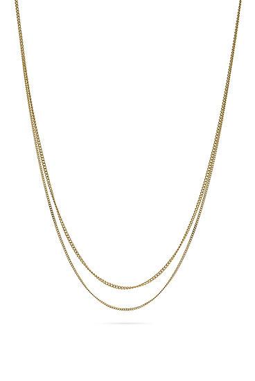 Le Double Grumetta Halskette Gold