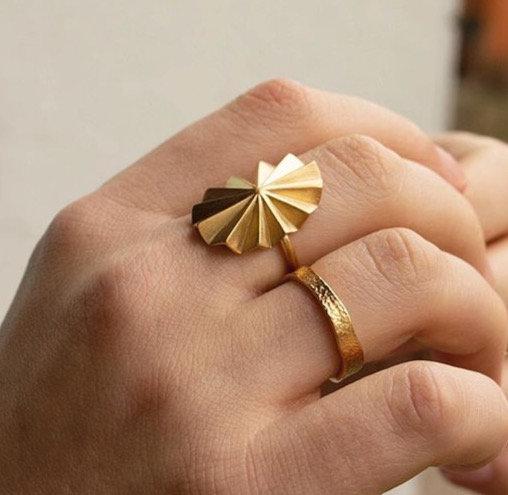Brooklyn Ring Gold