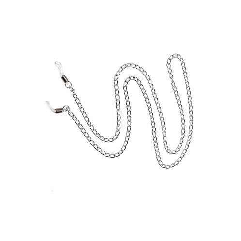 Silver Grumetta Neck Chain