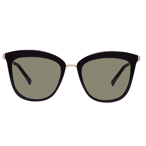Caliente Black Cat Eye Sonnenbrille