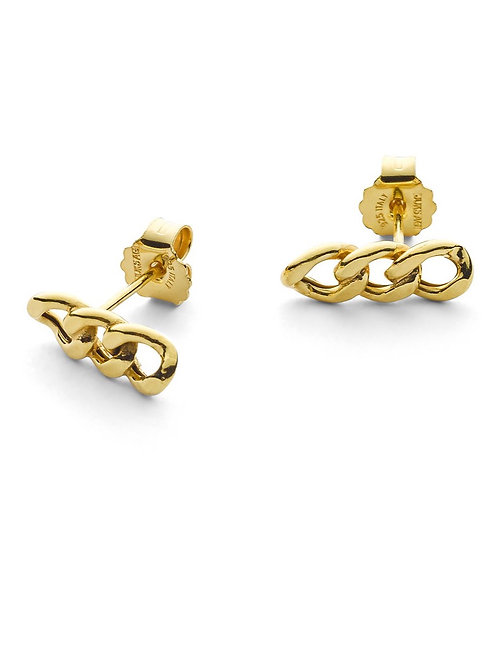Zoey Ear Studs Gold