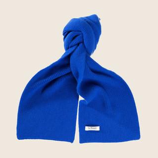Le Bonnet Schal Royal Azure