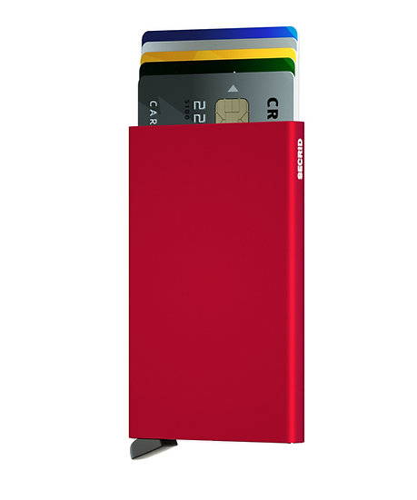 Cardprotector Red RFID