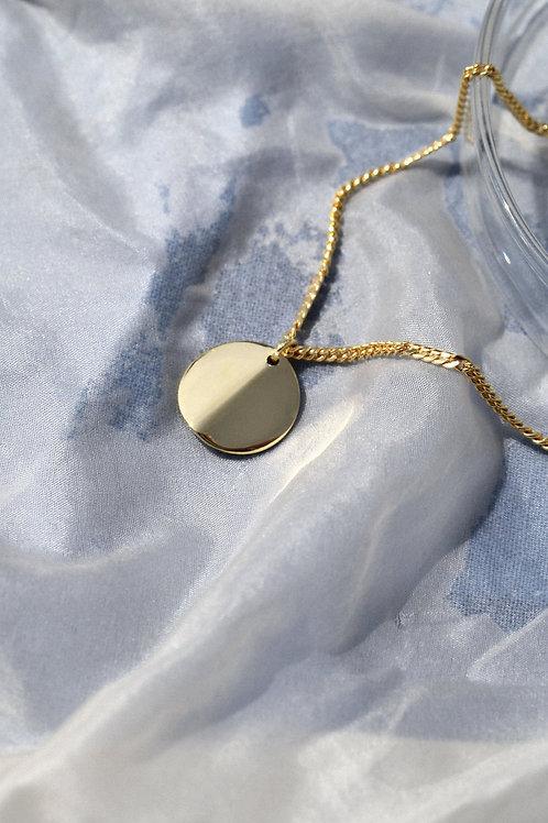 Tove Halskette Gold