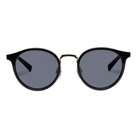 Tornado Schwarz Polarisiert Sonnenbrille Unisex
