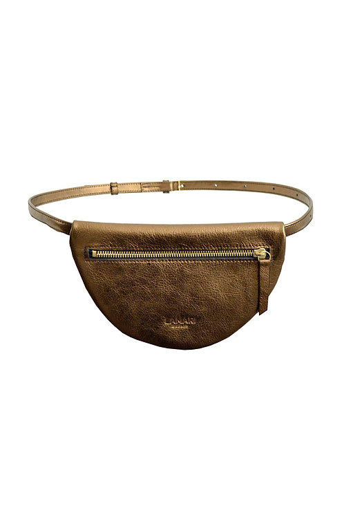MOON BUM BAG Bronze