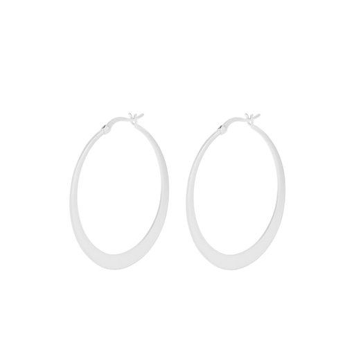 Escape Hoops Silber