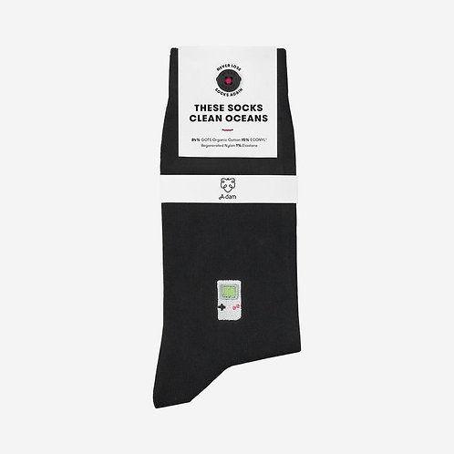 Socken aus Biobaumwolle Game Boy DEAN