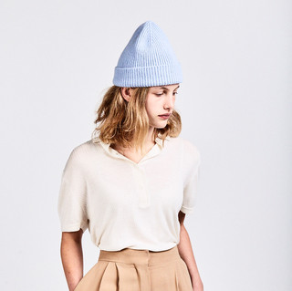 Le Bonnet Beanie Light Blue Sky