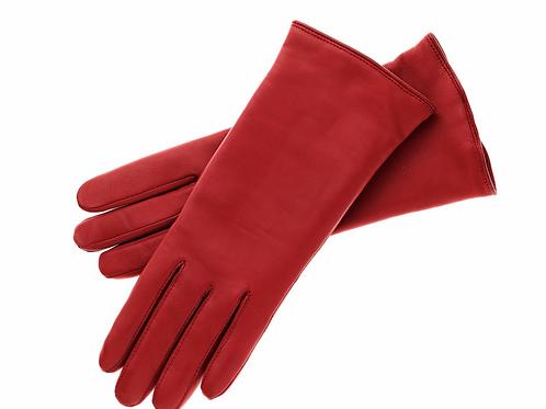 HAMBURG Lederhandschuhe Rot