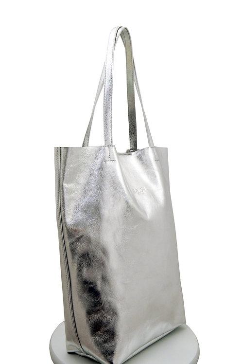TOTE BAG Silver