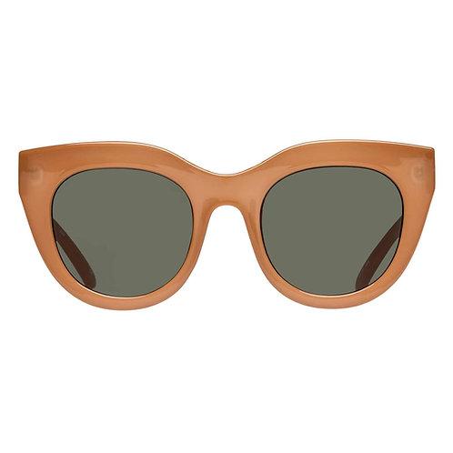 Air Heart Caramel Cat Eye Sonnenbrille