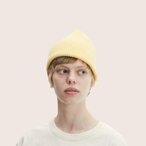 Lambswool Beanie Blonde