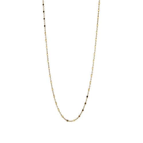 Venetian necklace silver