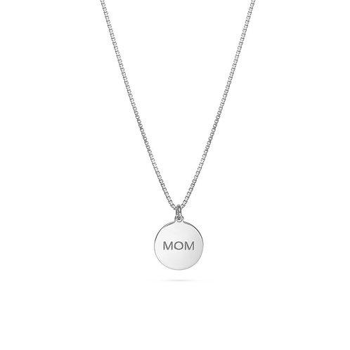 MOM Halskette Silber