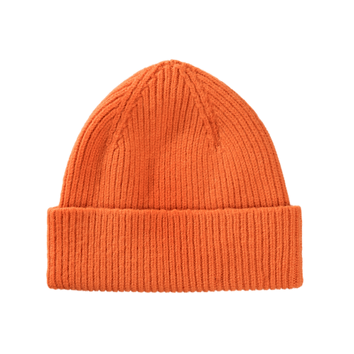 Lambswool Beanie Flame
