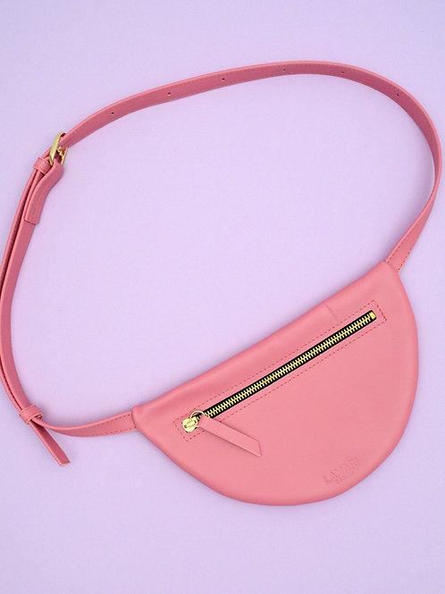 MOON HIP BAG Candy Pink