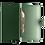 Thumbnail: Miniwallet Metallic Green RFID