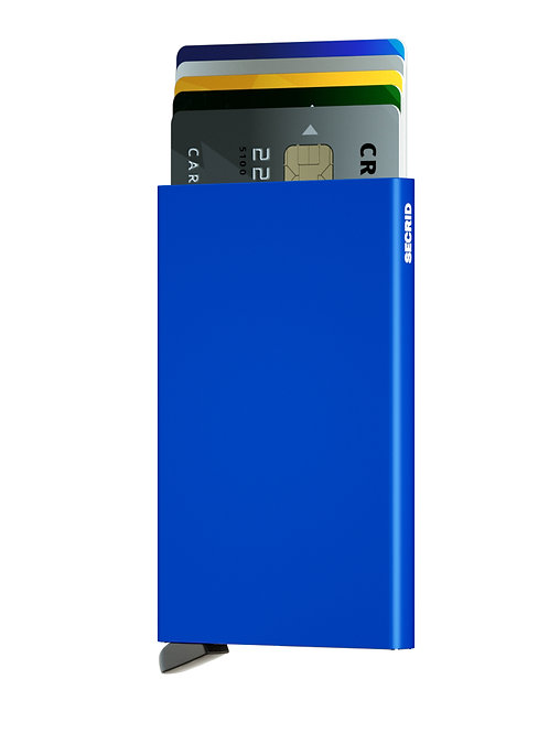 Cardprotector Blue RFID
