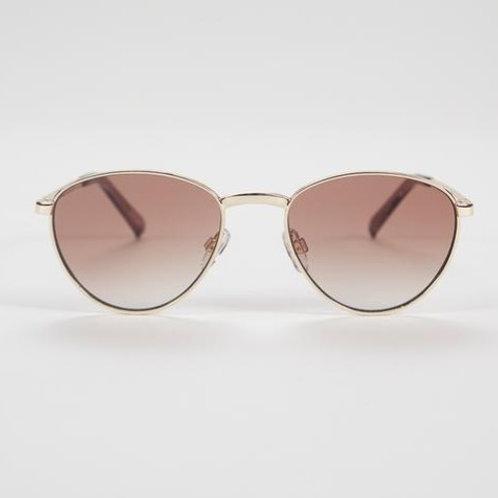 Hot Stuff Bright Gold Aviator Sunglasses