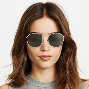 Le Specs Sonnenbrille