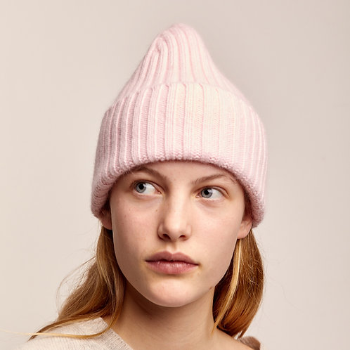 Le Grand Bonnet Beanie Blush