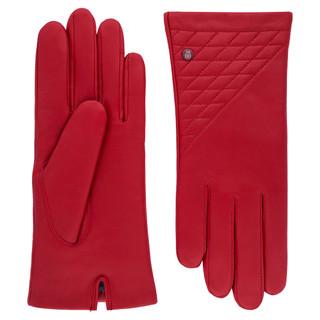 ROECKL Lederhandschuhe Rot