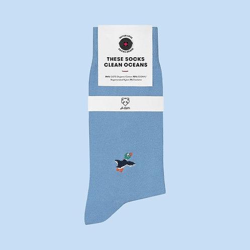 Organic Cotton Socks Bird STEF