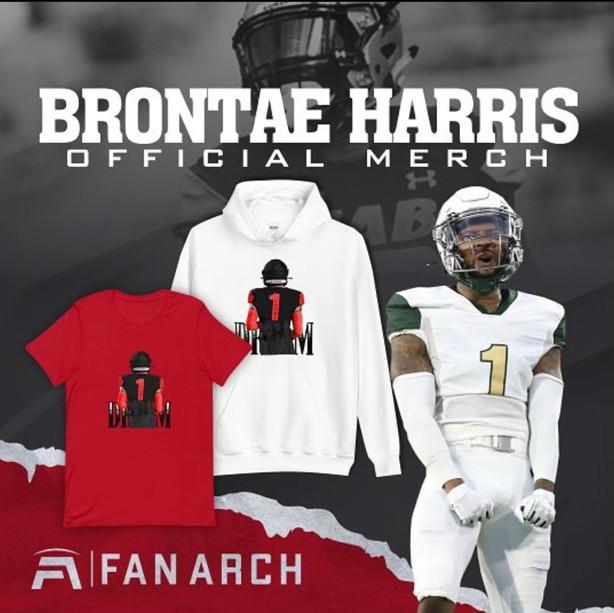 Brontae Harris