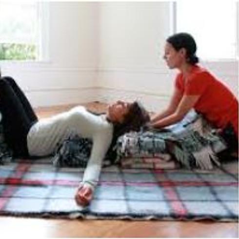 Beginner Svaroopa Yoga (ongoing class Friday mornings)