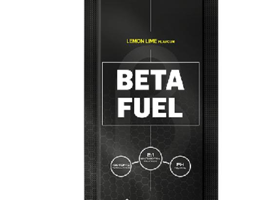 SiS Beta Fuel 84 g - citroen&limoen