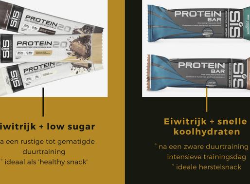 Battle: proteïnerepen