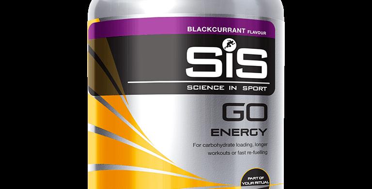 SiS GO Energy 1,6 kg - zwarte bessen
