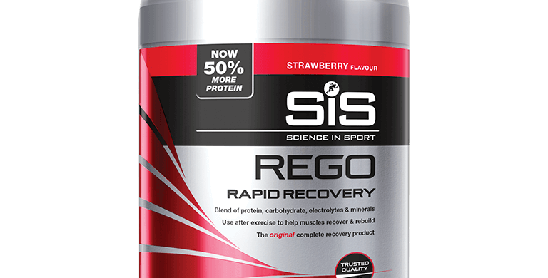 SiS REGO Rapid Recovery 1,6 kg - aardbei
